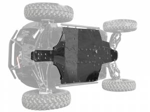 Can-Am Commander Full Skid Plate