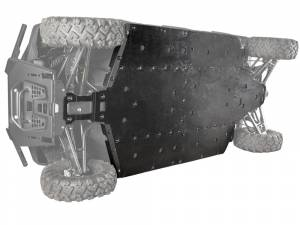 Can-Am Commander Max Full Skid Plate