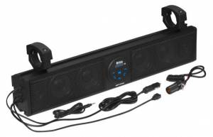 BOSS AUDIO 26 inch Riot Sound bar Audio System with Bluetooth