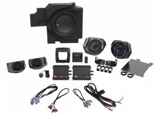 MTX Can-Am X3-17-THUNDER Sound System Five Speaker System