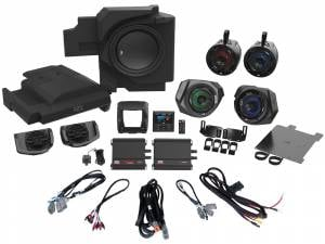 MTX Can-Am X3-17-THUNDER Sound System Eight Speaker System