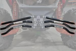 "Deviant Race Parts, Can-Am X3, High Clearance Radius Arm Set,64"" models"