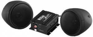 BOSS AUDIO 600W BLUETOOTH ALL TERRAIN SOUND SYSTEM BLACK