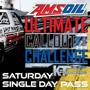 Gift Certificates - Ultimate Callout Challenge 2022 Tickets - Ultimate Callout Challenge 2022, 1 Day Pass (Saturday June 4th)