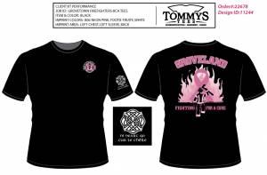 Apparel - Groveland Apparel - Groveland Fire Department  - Groveland FD Medium T-Shirt