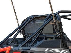 Polaris RZR XP Turbo S Rear Windshield (Dark Tint)
