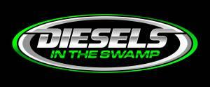 Diesels in the Swamp Sticker