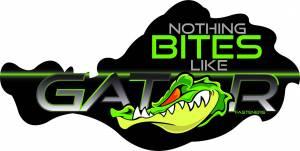 Gator Fasteners Sticker