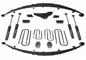 """Superlift 4"""" Suspension Lift Kit, Ford (2000-04) F-250/F-350 4WD Diesel/V10"""