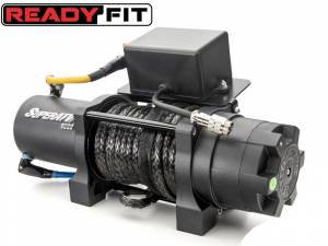 Yamaha Wolverine RMAX Ready-Fit  6000lbs Winch  (WITH WIRELESS REMOTE & SYNTHETIC ROPE)