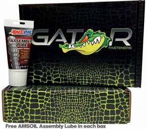 Gator FastenersThread Cleaning Chaser M8 x 1.25