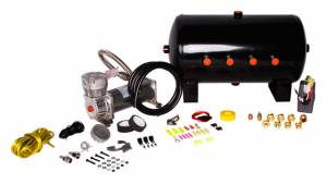 Air Compressors - Complete Air Compressor Kits - Horn Air - Horn Air 548 Air System