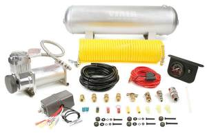 Air Compressors - Complete Air Compressor Kits - Viair - Viair 10005 Heavy Duty Onboard Air System