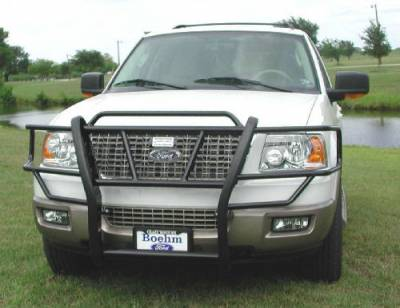 Exterior Accessories - Brush Guards & Bumpers - Grille Guards