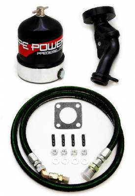 Engine Parts - Oil System & Filters