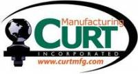 "Curt Manufacturing - Curt Receiver Hitch, Ford Taurus (2017-19) 2"", Class III 200/2,000lb"