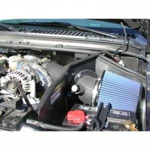 aFe - aFe Air Intake, Ford (1999-03) 7.3L Power Stroke, Stage 2 Pro-5 R - Image 4