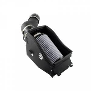 aFe - aFe Air Intake, Ford (1999.5-03) 7.3L Power Stroke, Stage 2 factory box Pro-Dry S