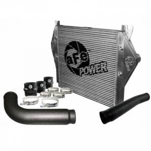 Intercoolers/Tubing - Intercoolers - aFe - aFe Blade Runner Intercooler, Dodge (2007.5-09) 6.7L Cummins, w/ Tube Upgrade