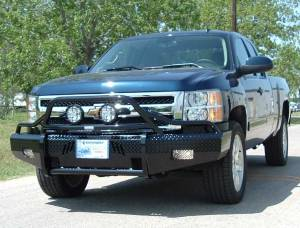 Ranch Hand - Ranch Hand Summit Bullnose Bumper, Chevy (2007.5-10) 1500