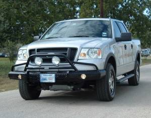 Ranch Hand - Ranch Hand Summit Bullnose Bumper, Ford (2006-08) F-150