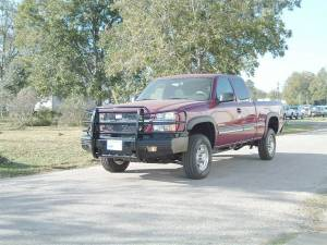 Ranch Hand - Ranch Hand Summit Bumper, Chevy (2003-07) 1500 Classic & Avalanche