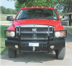 Ranch Hand - Ranch Hand Summit Bumper, Dodge (2003-05) 2500 & 3500