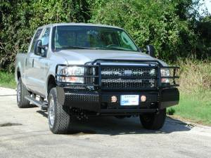 Ranch Hand - Ranch Hand Summit Bumper, Ford (2005-07) F-250, F-350, F-450, F-550, & (05') Excursion