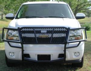 Brush Guards & Bumpers - Grille Guards - Ranch Hand - Ranch Hand Legend Grille Guard, Chevy (2007-14) 1500 Tahoe/Suburban/Avalanche