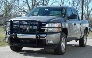 Brush Guards & Bumpers - Grille Guards - Ranch Hand - Ranch Hand Legend Grille Guard, Chevy (2007.5-13) 1500