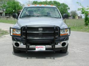 Brush Guards & Bumpers - Grille Guards - Ranch Hand - Ranch Hand Legend Grille Guard, Dodge (2003-09) 2500, 3500, & 1500 Mega Cab