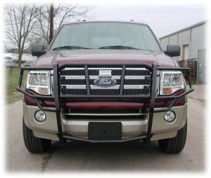Brush Guards & Bumpers - Grille Guards - Ranch Hand - Ranch Hand Legend Grille Guard, Ford (2007-10) Expedition/Expedition EL (4x2 & 4x4)