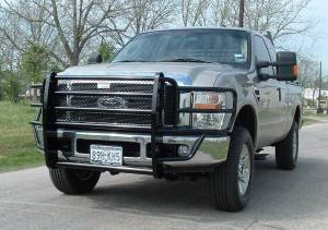 Brush Guards & Bumpers - Grille Guards - Ranch Hand - Ranch Hand Legend Grille Guard, Ford SD (2008-10) F250/F350/F450/F550