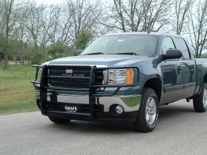 Brush Guards & Bumpers - Grille Guards - Ranch Hand - Ranch Hand Legend Grille Guard, GMC (2007.5-10) 1500 (Excluding Denali)