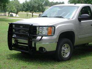 Brush Guards & Bumpers - Grille Guards - Ranch Hand - Ranch Hand Legend Grille Guard, GMC (2007.5-10) 2500HD & 3500HD