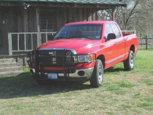 Brush Guards & Bumpers - Grille Guards - Ranch Hand - Ranch Hand Legend Grille Guard, Dodge(2002-05) 1500