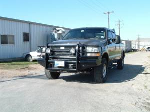 Ranch Hand - Ranch Hand Legend Bumper, Ford (1999-04) F-250, F-350, F-450, F-550 & (00-04) Excursion