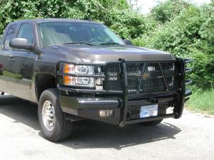 Ranch Hand - Ranch Hand Legend Bumper, Chevy (2007.5-2010) 2500 & 3500