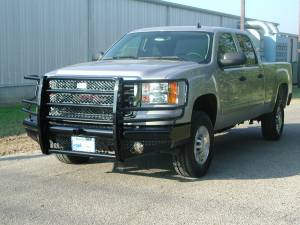 Ranch Hand - Ranch Hand Legend Bumper, GMC (2007.5-10) 2500 & 3500