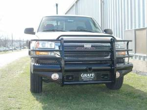 Ranch Hand - Ranch Hand Legend Bumper, GMC (2003-07) 2500HD/3500 Classic