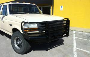 Ranch Hand - Ranch Hand Legend Bumper, Ford (1992-96) F150/F250/F350/Bronco