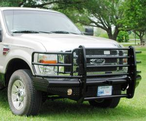 Ranch Hand - Ranch Hand Legend Bumper, Ford SD (2008-10) F-250, F-350, F-450, & F-550