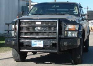Ranch Hand - Ranch Hand Summit Bumper, Ford (2008-10) F-250, F-350, F-450, & F-550