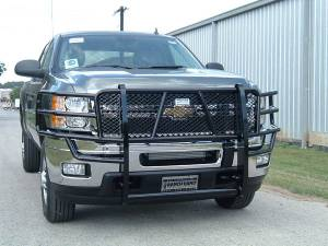 Brush Guards & Bumpers - Grille Guards - Ranch Hand - Ranch Hand Legend Grille Guard, Chevy (2011-14) 2500HD/3500HD