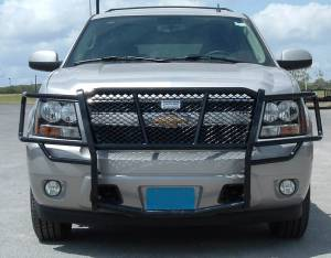 Brush Guards & Bumpers - Grille Guards - Ranch Hand - Ranch Hand Legend Grille Guard, Chevy (2007-14) 2500 Suburban