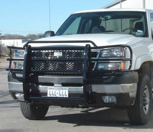 Brush Guards & Bumpers - Grille Guards - Ranch Hand - Ranch Hand Legend Grille Guard, Chevy (2003-07) Truck 2500 & 3500 Classic