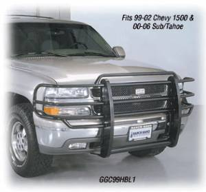 Brush Guards & Bumpers - Grille Guards - Ranch Hand - Ranch Hand Legend Grille Guard, Chevy (1999-02) 1500 (00-06) 1500 Suburban/Tahoe
