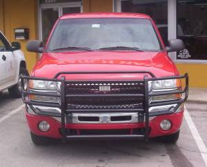 Brush Guards & Bumpers - Grille Guards - Ranch Hand - Ranch Hand Legend Grille Guard, GMC (2003-07) 2500HD/3500 Classic