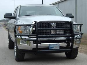 Brush Guards & Bumpers - Grille Guards - Ranch Hand - Ranch Hand Legend Grille Guard, Dodge (2010-14) 2500 & 3500