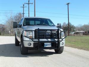 Brush Guards & Bumpers - Grille Guards - Ranch Hand - Ranch Hand Legend Grille Guard, Ford (2009-13) F-150 (4x2 & 4x4)